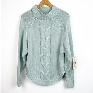 New Nanette Lepore Knit Pullover Sweater